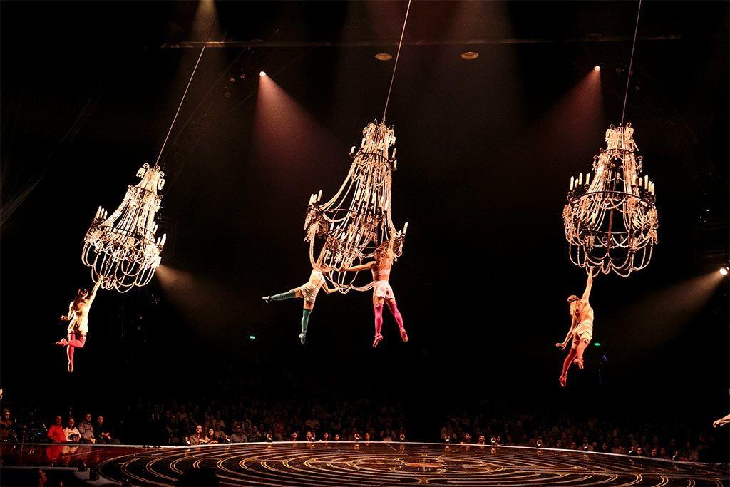 Cirque du Soleil wieder in Wien