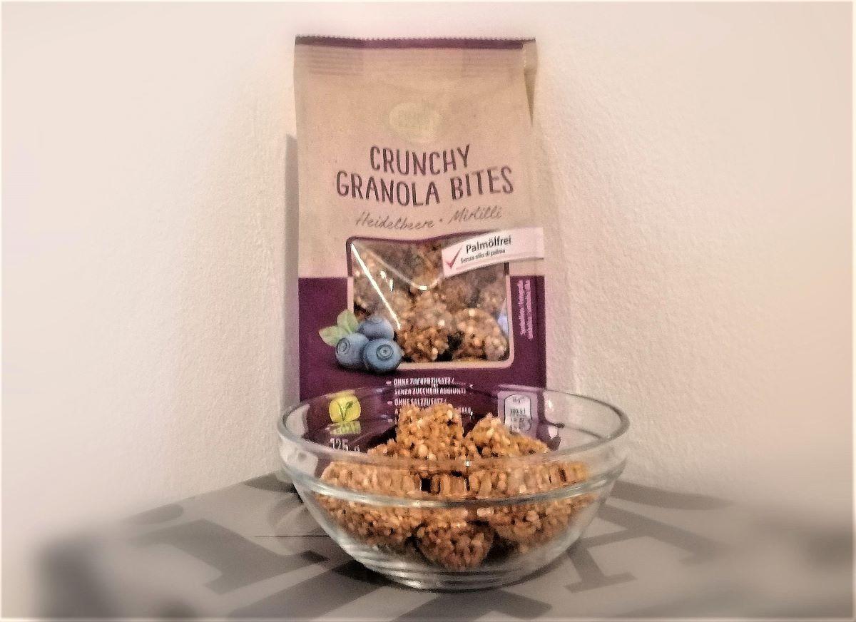 Crunchy Cranola Bites